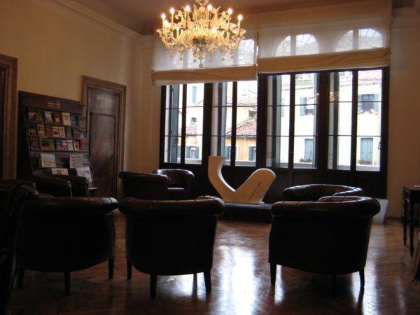 Emeroteca, Biblioteca Fondazione Querini Stampalia #biblioteca #querinistampalia