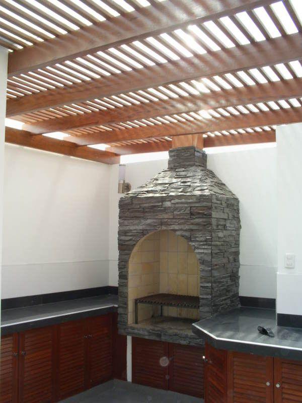 M s de 1000 ideas sobre asadores rusticos en pinterest for Muebles jardin modernos