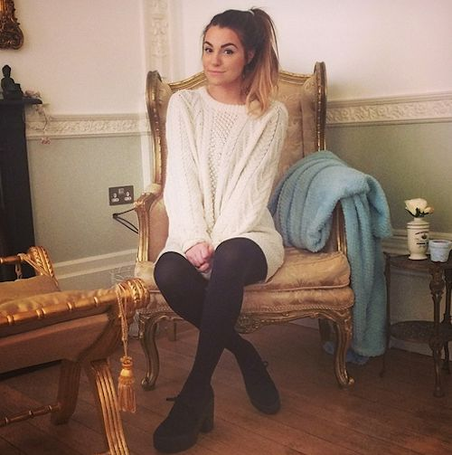CutiePieMarzia: So classic and elegant, definitely a role model of mine, especially when she talks about over coming her anxiety; I totally understand her anxiety over making and answering phone calls!