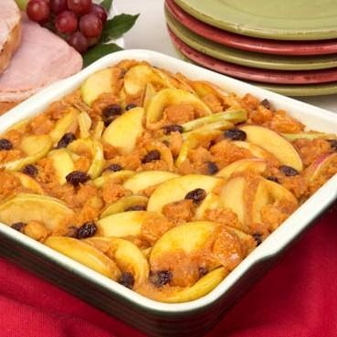 Apple Sweet Potato Bake Recipe