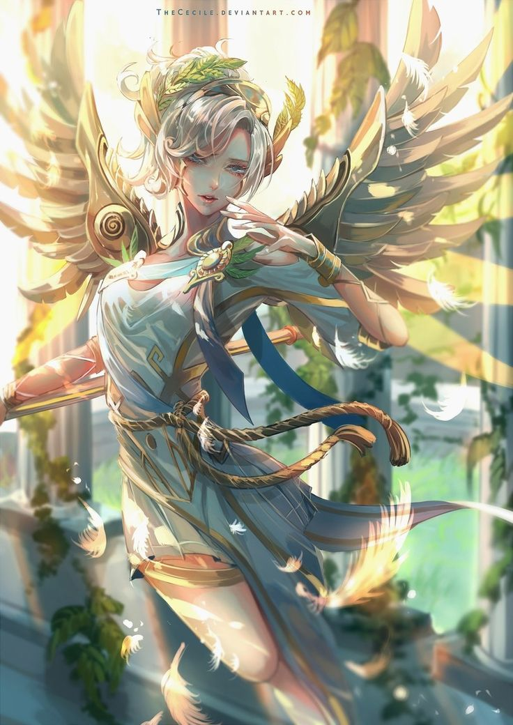 Mercy, Overwatch