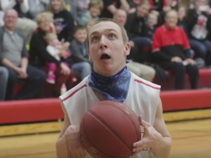 Iowa Teen with Cerebral Palsy Scores Big in High School Basketball Game: 'He Was Just Shining' Says Mom http://www.people.com/article/iowa-teen-with-cerebral-palsy-scores-big-high-school-basketball-game-video