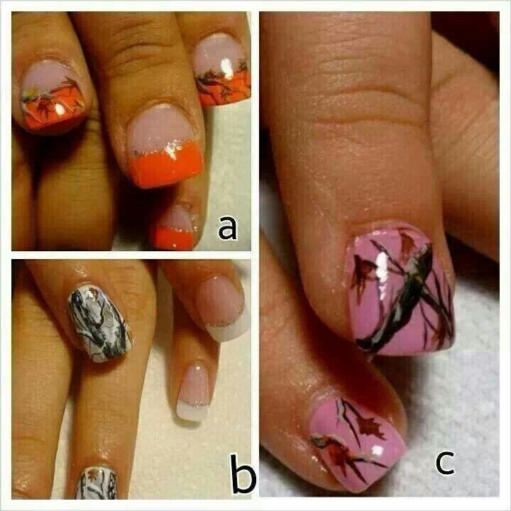 Camo nail designs - 45 Best Camo Nails Images On Pinterest Camo Nail Art, Camouflage