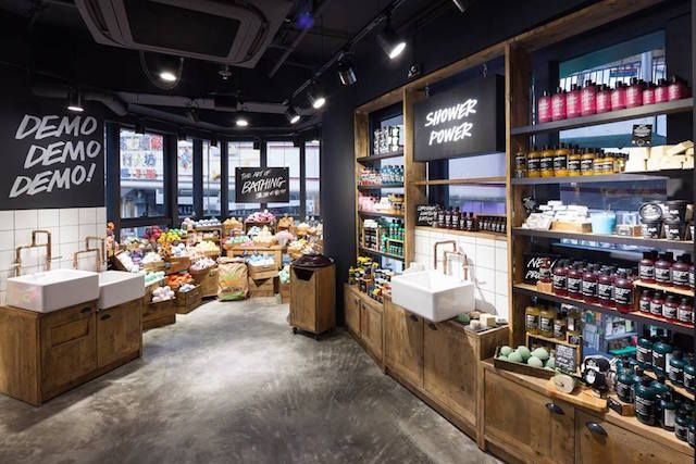Lush Hong Kong opens largest store in Asia - Inside Retail Asia