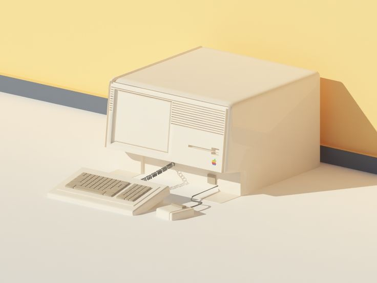 Apple Lisa by Rocco Gallo