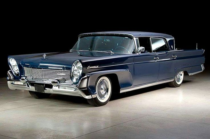 1958 Lincoln Continental Mark III Town Sedan