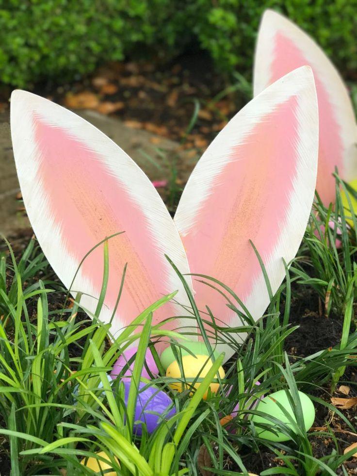 Outdoor Easter Decorations! - Turtle Creek Lane Turtle Creek Lane