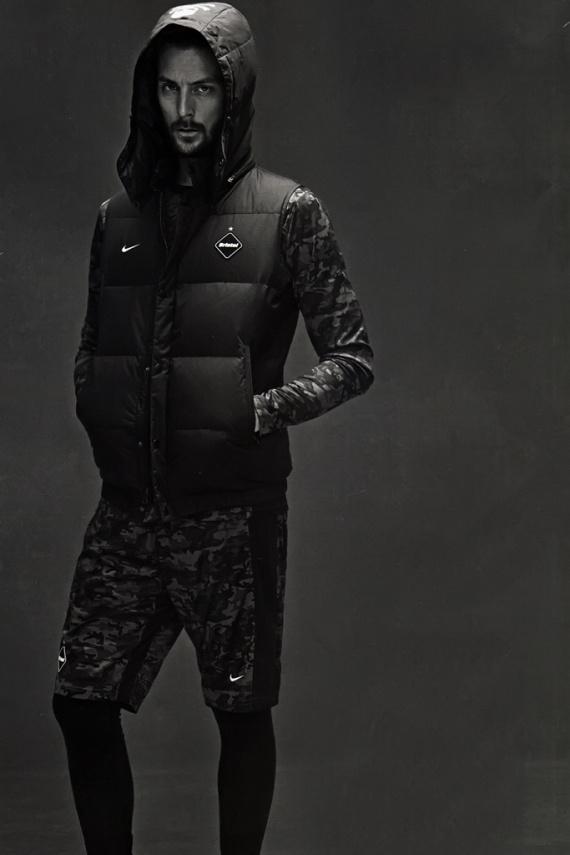 mastermind JAPAN x F.C.R.B 2012 Fall/Winter Capsule Lookbook