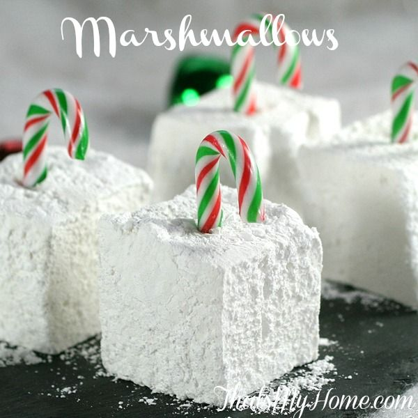 Big, soft, fluffy marshmallows. Make your own homemade marshmallows and taste the difference. Homemade Marshmallows are my special Christmas treat for my friends.