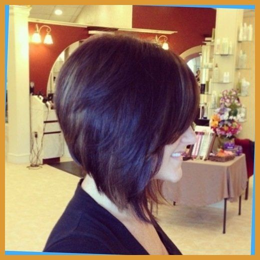 Hair On Pinterest | Inverted Bob Hairstyles, Medium Bob Hairstyles in Stacked Inverted Bob