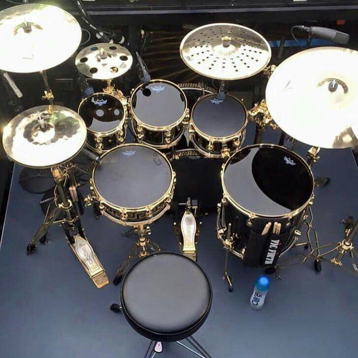 Eric Hernandez Sb50 Setup Drums Drums And Drums