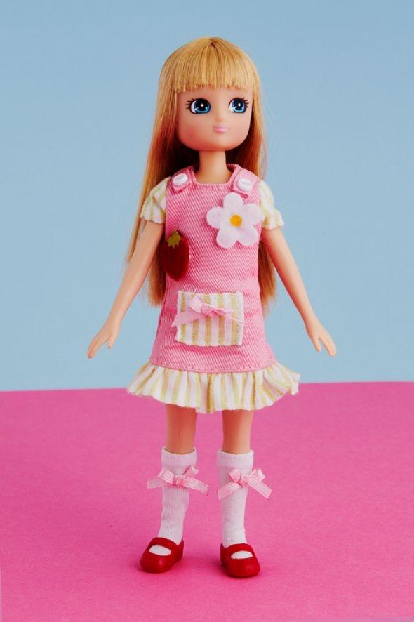 English Country Garden Lottie Doll #Lottie dolls