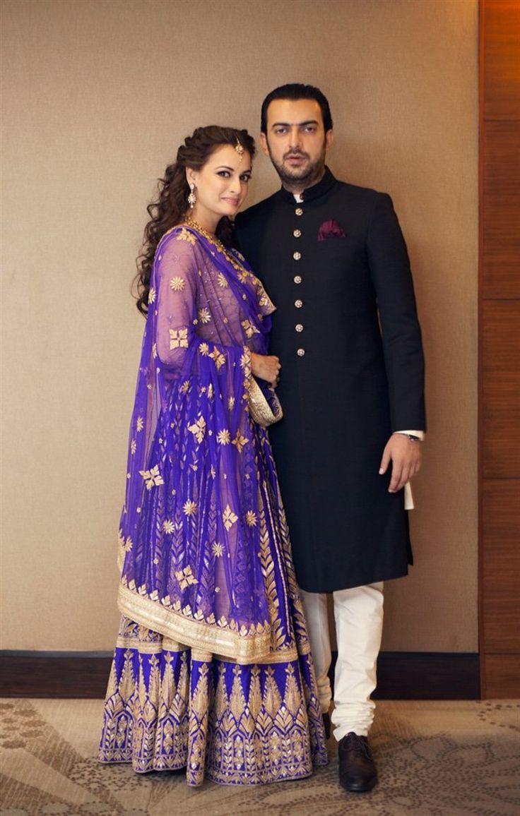 Indian celebrity couples celebrity wedding