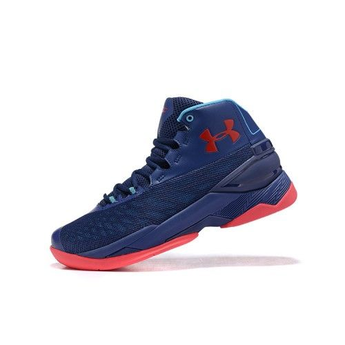 Buy Under Armour Curry 3.5 Basketball Shoes Blue Red - Under Armour Outlet Stephen  Curry 3.5