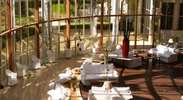 Silken Al-Andalus Palace - 4 Star #Hotel - $57 - #Hotels #Spain #Seville #Bellavista-Palmera http://www.justigo.club/hotels/spain/seville/bellavista-palmera/alandalus_9715.html