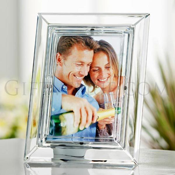Galway Crystal Occasions Engravable Frame. Gift idea's for special occasions like wedding, engagement, wedding anniversary, retirement, sports awards, prizes, new baby, gift suitable to engrave