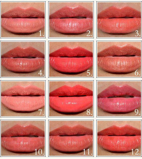Best 25+ Coral Lipstick Ideas On Pinterest