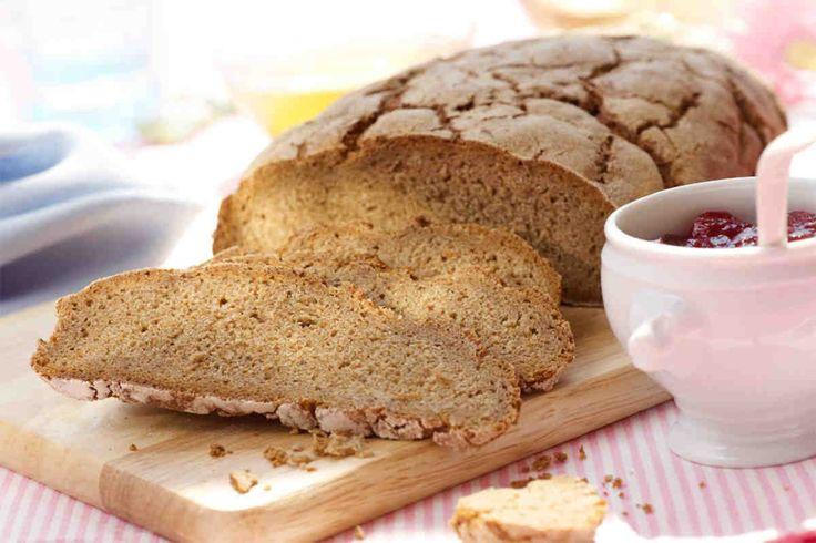Żytni chleb litewski na maślance #smacznastrona #przepisytesco #chlebdomowy #żytni #namaślance