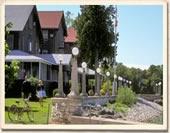 Alpine Resort. Egg Harbor, Door County, Wisconsin