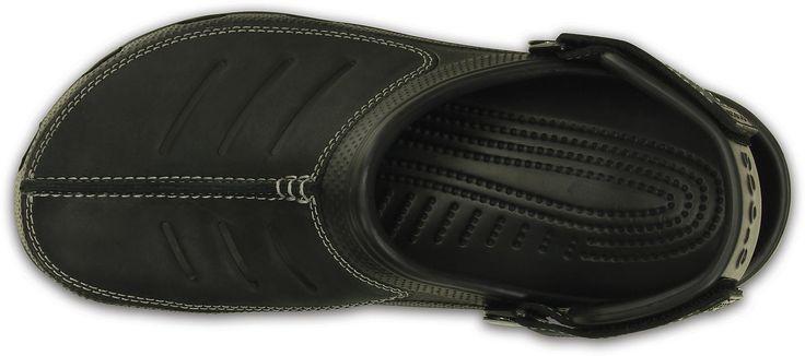 Crocs Ανδρικά Σαμπό Yukon Mesa Clog black  54,99 ΕΥΡΩ