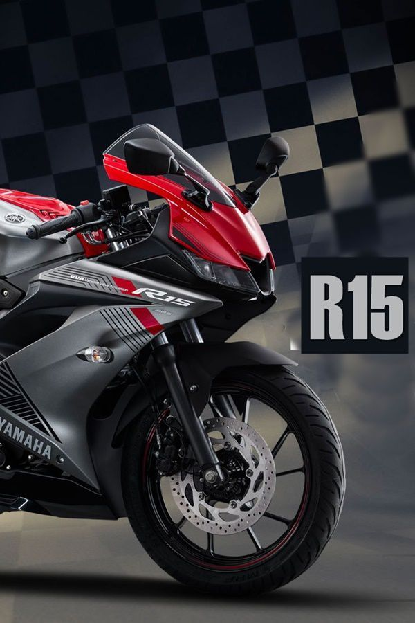 Yamaha R15 V3 Rs 1 46 Lakhs Autopromag Yamaha R15 Yamaha Yamaha Bikes