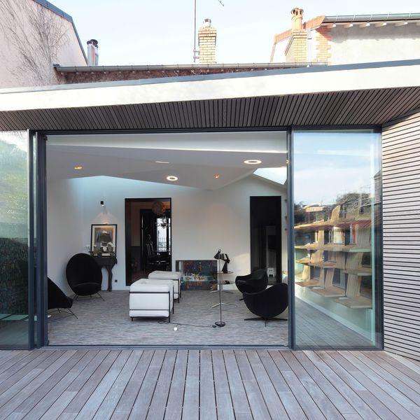 38 best images about extension maison on pinterest for Extension maison 59