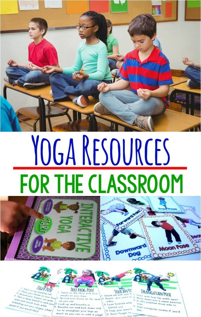 A huge list of awesome resources for yoga in the classroom with many of them for FREE.  I can't wait to check out interactive kids yoga, the YouTube channels, and all the cute themed yoga!  This is a must for physical activity in the classroom!