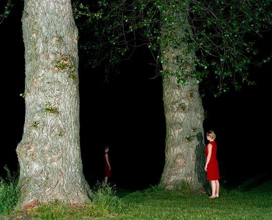 "By Astrid Kruse Jensen, from her work; ""The Construction Of Memories""  ©Astrid Kruse Jensen"