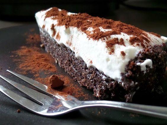 Paleo életmód: Fenséges paleo csokitorta