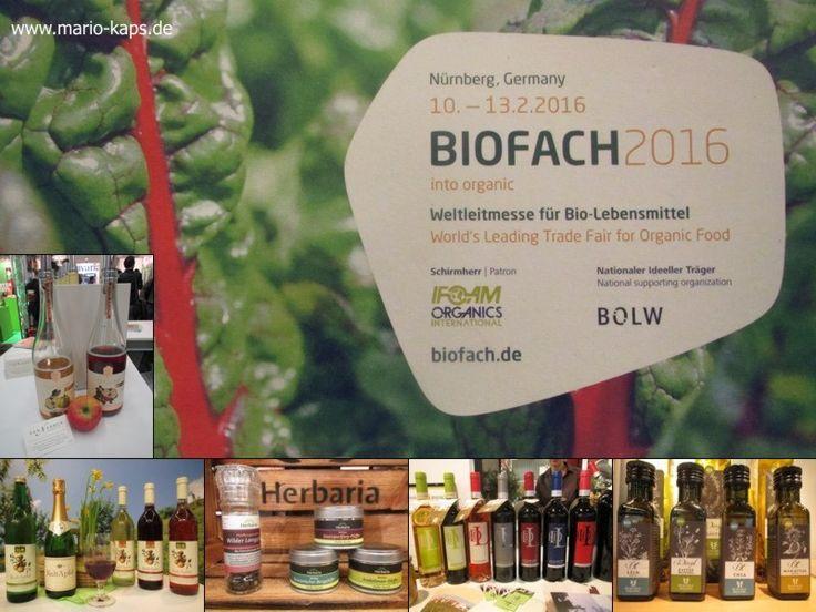 BIOFACH 2016 Trends und kulinarische Highlights - Mario´s Fire Food & Fine Food Impressum: http://www.mario-kaps.de/impressum/