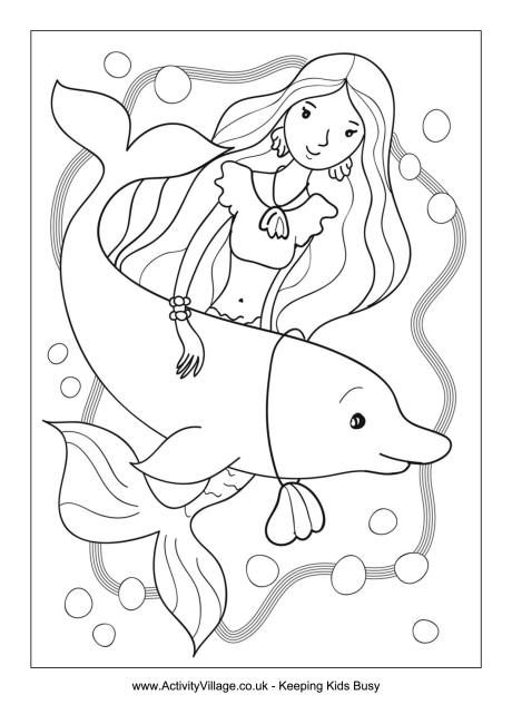 68 best Under the sea Mermaid party images on Pinterest Mermaid - new little mermaid swimming coloring pages
