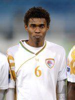 Fussball International Gulf Cup 2013:  Raed Ibrahim Saleh (Oman)