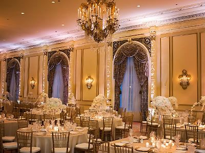 Where I held my wedding ceremony and reception- the Spanish Ballroom. ❤️