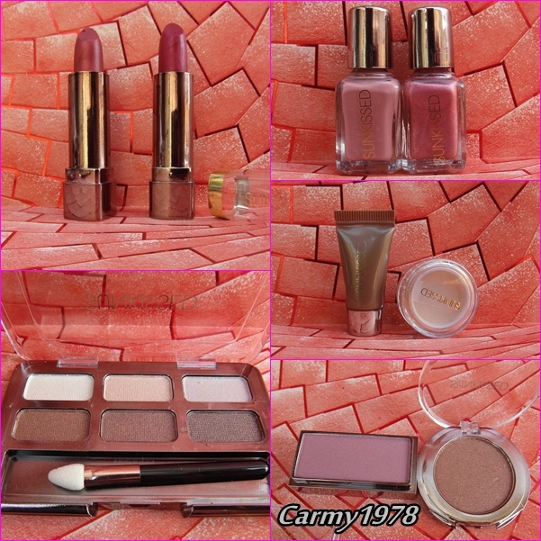 Sunkissed Bronze Workshop Set  (Profumo Clic Haul)