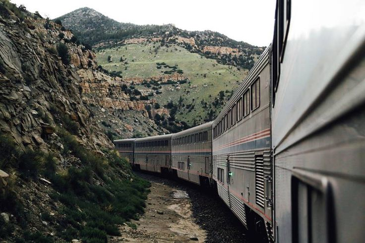 Follow one travel blogger as he zips 3,400 miles on a train for less than the price of a business class ticket.