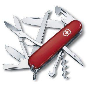 Schweizer #Taschenmesser #Victorinox Huntsman im Test