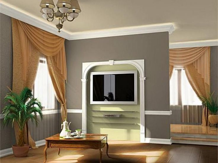 Cool Dark Colors To Paint Your Living Room