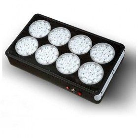 Apllo 8 LED Grow Light For Hydroponic Growing Tomato Chilly Vegetable