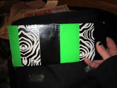 Duct Tape wallets....fun craft