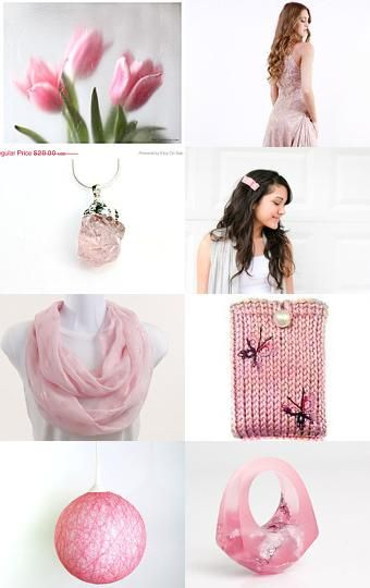 feminine by Whitney from thehappyplanter --Pinned by Cute Little Canvases Pin