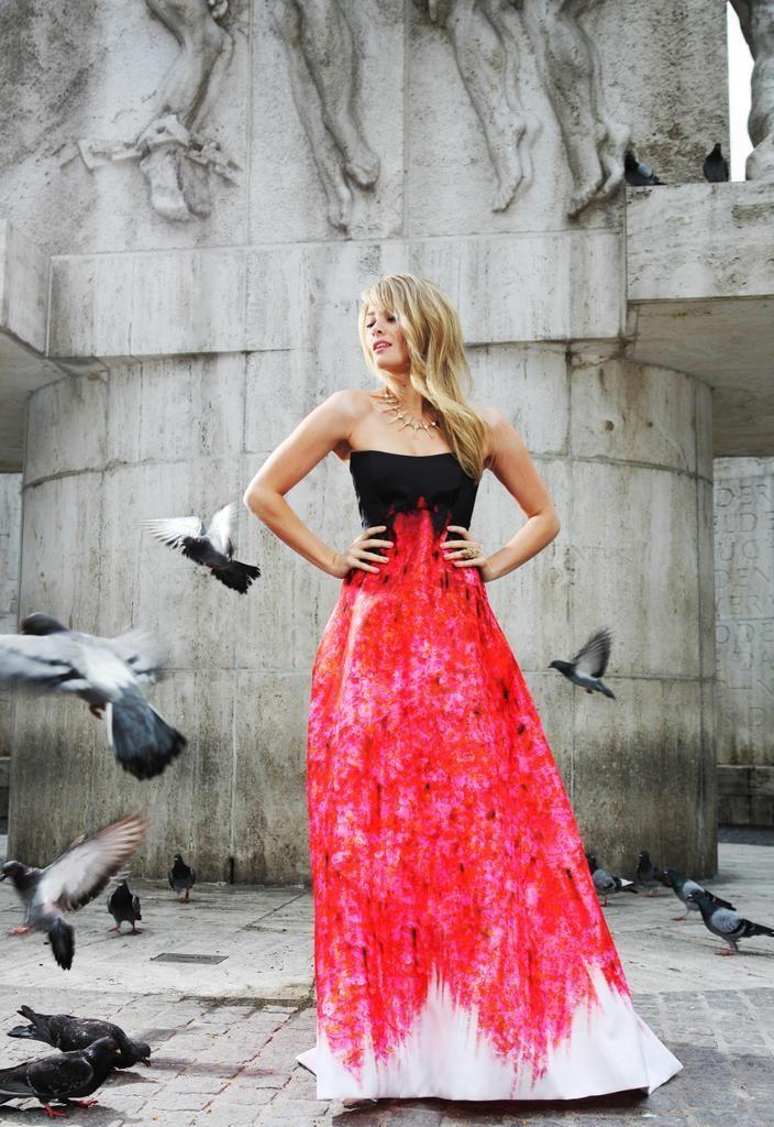 Kim Matula - Hope Logan Spencer BB in Amsterdam...looks like she will be leaving the show. :(