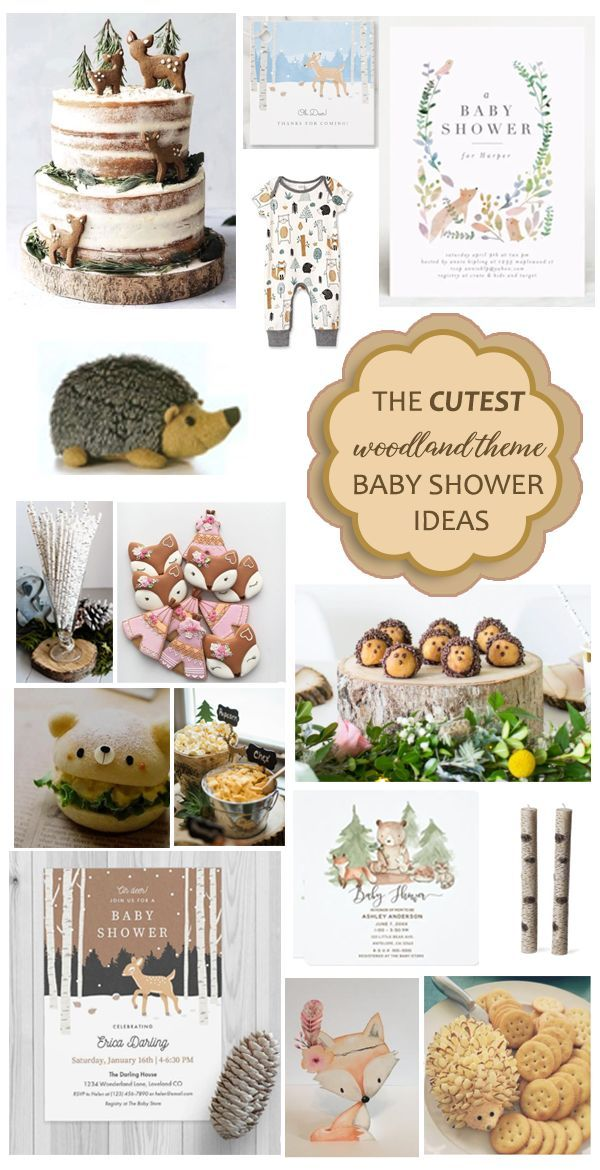 The Cutest Woodland Baby Shower Ideas Colleen Michele In 2020 Woodland Baby Shower Invitations Woodland Creatures Baby Shower Woodland Baby Shower Decorations