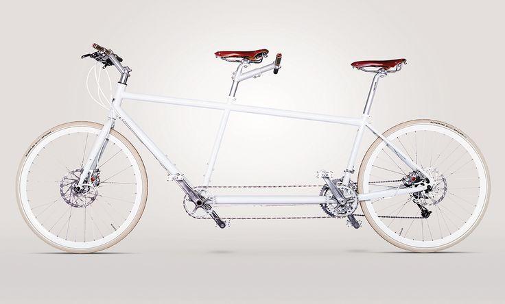 TANDEM-Tandem from www.agentur-tandem.de #tandem #cicle #bike