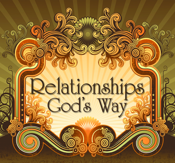 RELATIONSHIPS GOD'S WAY examines the effects of the lies we believe, and the iniquity, parenting, and the environmental boxes we are raised in. 4-CD Set $20 http://www.liferecovery.com/sunshop/index.php?l=product_detail&p=17054