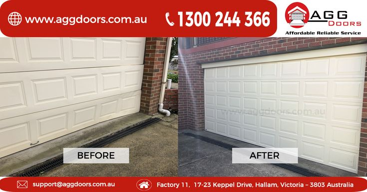 Perfectly installed a B&D Panelift door in Chirnside Park. In Classic Cream colour and Statesman style, complete with Merlin Mt100 Automatic door opener. 🙂 Great work Seb and Dan 👏   #bnd #panelift #merlin #garagedoor #garagedoorinstallation #garagedoorsmelbourne #aggdoors