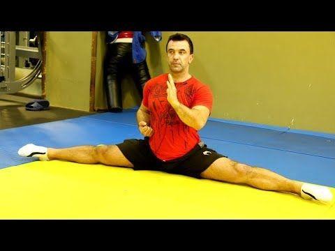 Как сесть на шпагат за 2 недели. Секретная Методика чемпиона мира по Кикбоксингу - YouTube