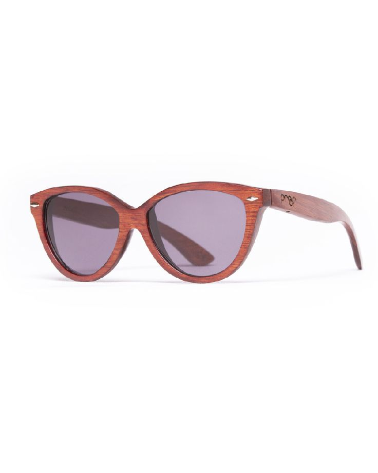 Proof eco friendly eyewear. Hand-crafted and assembled from the finest woods available. TheMcCall is a smaller, petite women's frame. $155 |Eco Guardian.