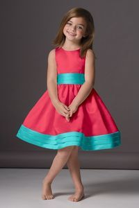Seahorse 46248 Flower Girl Dress   Weddington Way