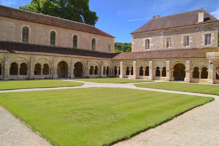 Abbaye de Fontenay - Marmagne, Cote d'Or
