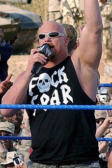 Stone Cold Steve Austin born 1964